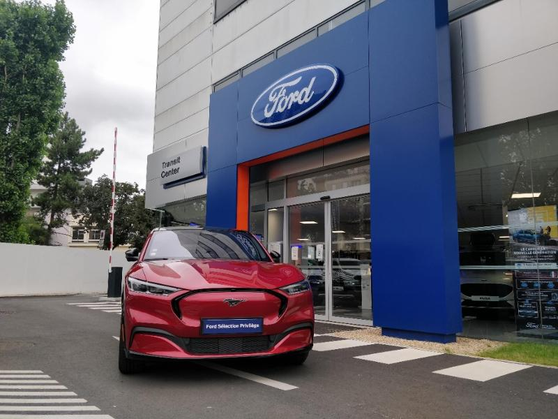 FORD Mustang Mach-E - Extended Range 99kWh 351ch AWD 9cv