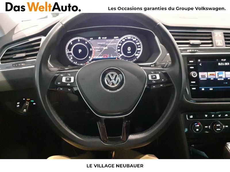 VOLKSWAGEN Tiguan - 2.0 TDI 150ch Carat DSG7 Euro6d-T