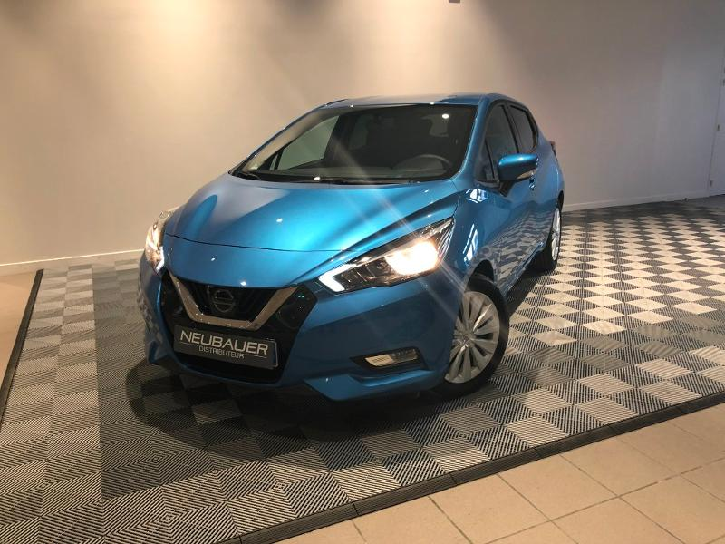 NISSAN Micra - 1.0 IG 71ch Business Edition 2018 Euro6c