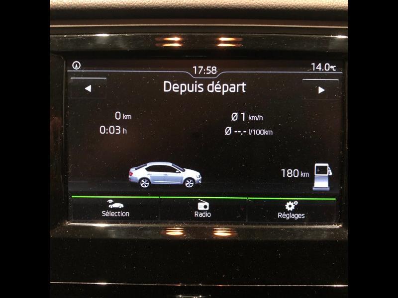 SKODA Octavia - 2.0 TDI 150ch CR FAP Green Tec Business Plus DSG6